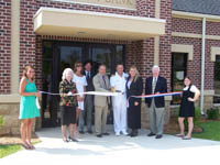 First Navy Bank Grand Opening